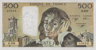 500 Francs  Frankreich Pick 156i 1-  135,00 EUR  +  6,50 EUR shipping