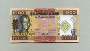 1.000 Francs  Guinea Pick 43 unc/kassenfrisch  1,50 EUR  zzgl. 3,95 EUR Versand