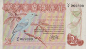 Suriname 2 1/2 Gulden 