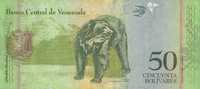 Venezuela 50 Bolivares 
