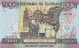 2.000 Piso 1998 Philippines P.189 unc  95,00 EUR  +  6,50 EUR shipping