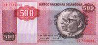 500 Kwanzas  Angola Pick 120a unc/kassenfrisch  30,00 EUR  +  6,50 EUR shipping