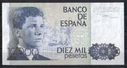 10.000 Pesetas 24.9.1985 Spanien Pick 161 unc  199,00 EUR  +  6,50 EUR shipping