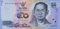50 Baht 2012 Thailand Pick 120 unc/kassenfrisch  3,50 EUR  zzgl. 3,95 EUR Versand