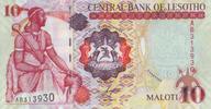 10 Maloti 2009 Lesotho Pick 15g unc/kassenfrisch  4,00 EUR  zzgl. 3,95 EUR Versand