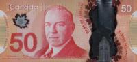 50 Dollars 2012 Canada Pick 109 unc  65,00 EUR