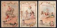 1895 Liebigbilder-Die kleine Tierwelt Liebig 300 1 bis 1-  73,95 EUR  zzgl. 4,50 EUR Versand
