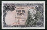 5.000 Pesetas 06.2.1976 Spanien Pick 155 unc  220,00 EUR  +  6,50 EUR shipping