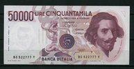 50.000 Lire  Italien Pick 113a unc  84,00 EUR  +  6,50 EUR shipping