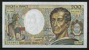 200 Francs 1988 Frankreich Pick 155c unc  120,00 EUR