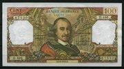 100 Francs 03.9.1970 Frankreich Pick 149c 1/1-  150,00 EUR  +  6,50 EUR shipping