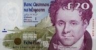 20 Pounds 09.12.1999 Irland Repubilk Pick 77b unc/kassenfrisch  135,00 EUR  +  6,50 EUR shipping