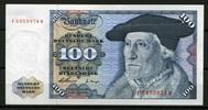 100 Mark 1960 Deutsche Bundesbank Ros.266b unc/kassenfrisch  200,00 EUR  +  6,50 EUR shipping