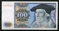 100 Mark 1970 Deutsche Bundesbank Ersatznote ZN Ros.273c unc/kassenfrisch  350,00 EUR  +  6,50 EUR shipping