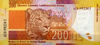 200 Rand (2012) Süd-Afrika Pick 137a unc/kassenfrisch  37,50 EUR  +  6,50 EUR shipping