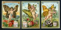 1891 Liebigbilder-Schmetterlinge III Liebig 192 gut erhalten  80,00 EUR  zzgl. 4,50 EUR Versand