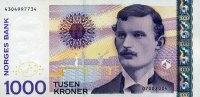 1.000 Kroner 2004 Norwegen Pick 52b unc/kassenfrisch  245,00 EUR  +  6,50 EUR shipping
