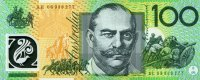 Australien 100 Dollars (20)08 unc  135,00 EUR 