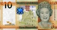 10 Pounds 2010 Jersey Pick 34a unc/kassenfrisch  22,00 EUR  +  6,50 EUR shipping