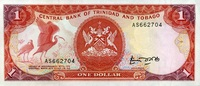 Trinidad & Tobago 1 Dollar ND(1985) unc  1,50 EUR