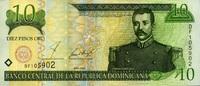 100 Pesos Oro 2001 Dominikanische Republik Pick 168a unc/kassenfrisch  2,50 EUR  +  6,50 EUR shipping