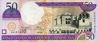 50 Pesos Oro 2000 Dominikanische Republik Pick 161a unc/kassenfrisch  7,00 EUR  +  6,50 EUR shipping