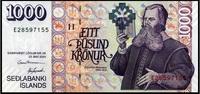 1.000 Kronur 22.5.2001 Island Pick 59 unc/kassenfrisch  15,50 EUR  zzgl. 3,95 EUR Versand
