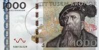 1.000 Kroner 2005 Schweden Pick 67a unc/kassenfrisch  250,00 EUR  +  6,50 EUR shipping