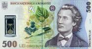 500 Lei  Rumänien Pick 123 unc  200,00 EUR
