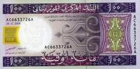 100 Ouguiya 28.11.2006 Mauritanien Pick 10b unc/kassenfrisch  2,00 EUR  zzgl. 3,95 EUR Versand
