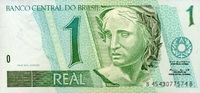 Brasilien 1 Real ND(1997) unc  2,95 EUR