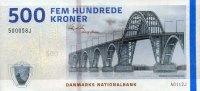 500 Kronen 2011 Dänemark Pick 68c unc/kassenfrisch  118,00 EUR  +  6,50 EUR shipping