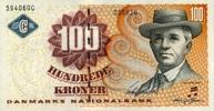 100 Kronen 2008 Dänemark Pick 61j unc/kassenfrisch  28,00 EUR  +  6,50 EUR shipping