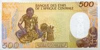 500 Francs 01.1.1991 Zentral-Afrika Republik Pick 14d unc/kassenfrisch  11,50 EUR  zzgl. 3,95 EUR Versand