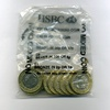 10 x 2 Pounds 1998 JERSEY -ORIGINAL VERPACKUNG- Bankfrisch  60,00 EUR  +  6,50 EUR shipping