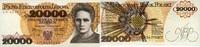 20.000 Zlotych 01.2.1989 Polen P.152a unc/kassenfrisch  15,50 EUR