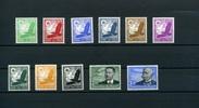 DEUTSCHES REICH  1934 postfrisch -Mi.Nr.52...