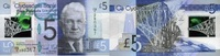 5 POUNDS 13.2.2015 SCOTLAND CLYDESDALE-BANK -Sir Willian Arrol (1839-19... 20,00 EUR