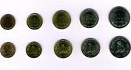 Set 5 1999 Myanmar  Bankfrisch  4,50 EUR  zzgl. 3,95 EUR Versand