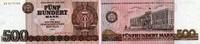 500 Mark 1985 Staatsbank der DDR 1971-1989 - Staatawappen der DDR,Hamme... 15,00 EUR  zzgl. 3,95 EUR Versand