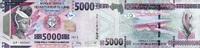 5.000 Francs 2015 Guinea Neue Ausgabe 2015 unc/kassenfrisch  4,00 EUR  +  6,50 EUR shipping
