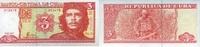 3 Pesos 2004 Cuba P.127/2004 unc/kassenfrisch  1,50 EUR  zzgl. 3,95 EUR Versand