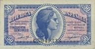 50 Centimes 1937 Spanien P.93 unc/kassenfrisch  14,00 EUR  zzgl. 3,95 EUR Versand