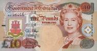 10 Pounds 01.7.1995 Gibraltar P.26a unc/kassenfrisch  36,00 EUR  zzgl. 4,50 EUR Versand