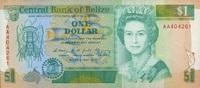 1 Dollar 01.5.1990 Belize P.51 unc/kassenfrisch  15,00 EUR  zzgl. 3,95 EUR Versand