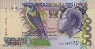 5.000 Dobras 22.10.1996 Sao Tome & Principe P.65a unc/kassenfrisch  2,50 EUR  +  6,50 EUR shipping