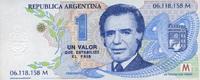 1 Valor 1995 Argentinien  unc/kassenfrisch  1,50 EUR  zzgl. 3,95 EUR Versand