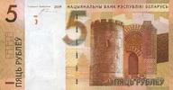 5 Rublei 2009(2015) Belarus-Weissrussland P.37 - New Design - 2015 - un... 6,00 EUR  +  6,50 EUR shipping