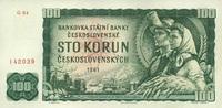 100 Korun 1961 Tschechoslowakei P.91a unc/kassenfrisch  9,00 EUR  +  6,50 EUR shipping