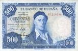 500 Pesetas 20.7.1954 Spanien P.149 unc/kassenfrsich  145,00 EUR  +  6,50 EUR shipping